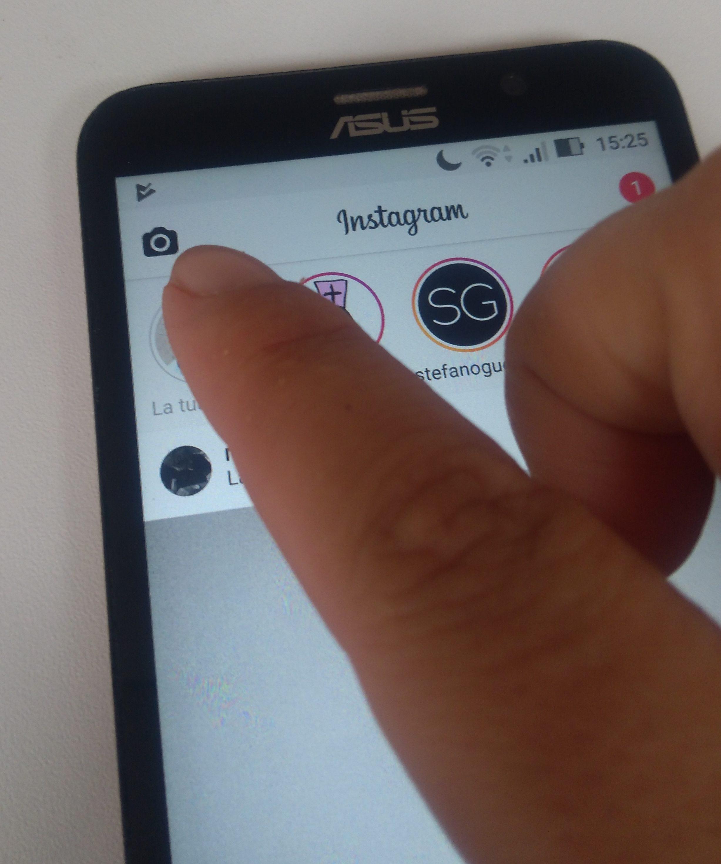Instagram Stories: cosa sono e come usarle
