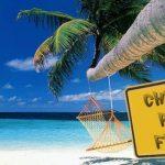 gestire social vacanza