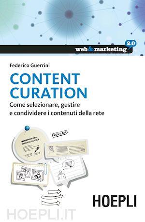 guerrini federico - content curation